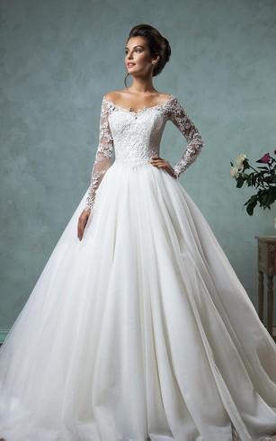 فستان-محجبات-للزفاف