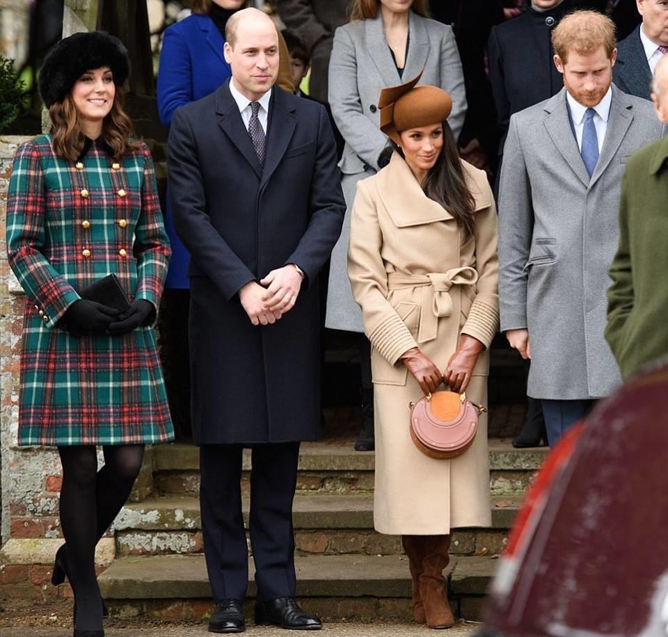 العائلة الملكية البريطانية