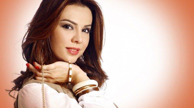 الممثلة فريال يوسف