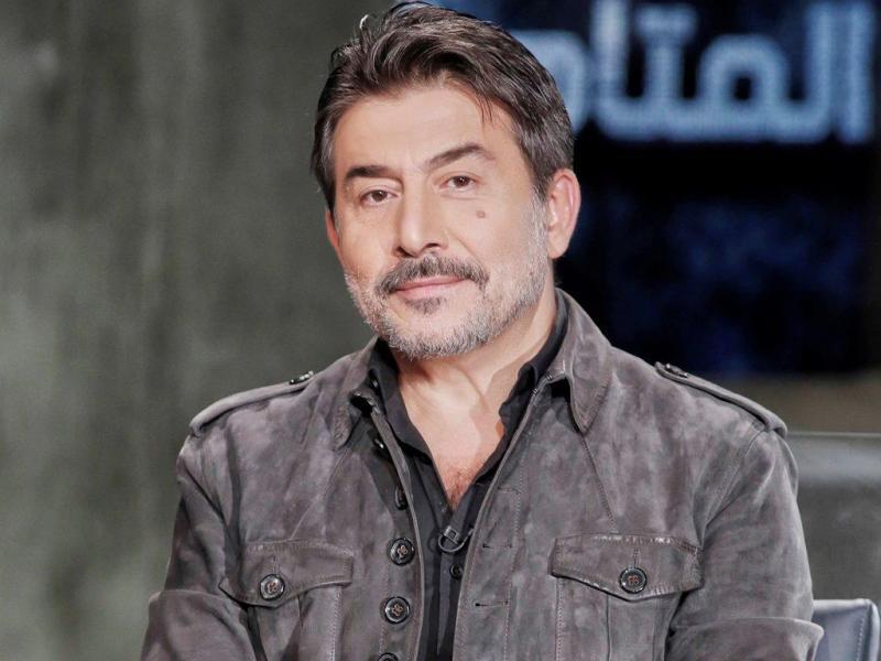 الممثل السوري عابد الفهد