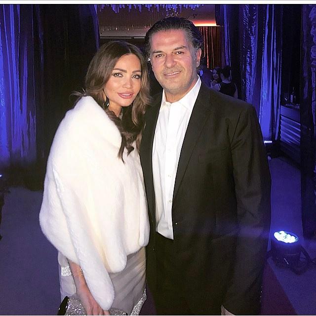 النجم-و-زوجته