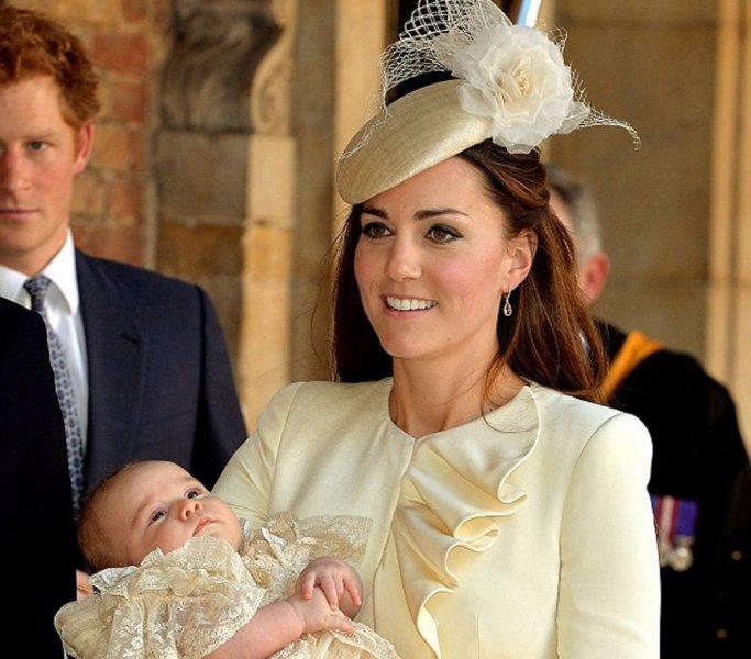 حفل-تعميد-الأمير-جورج