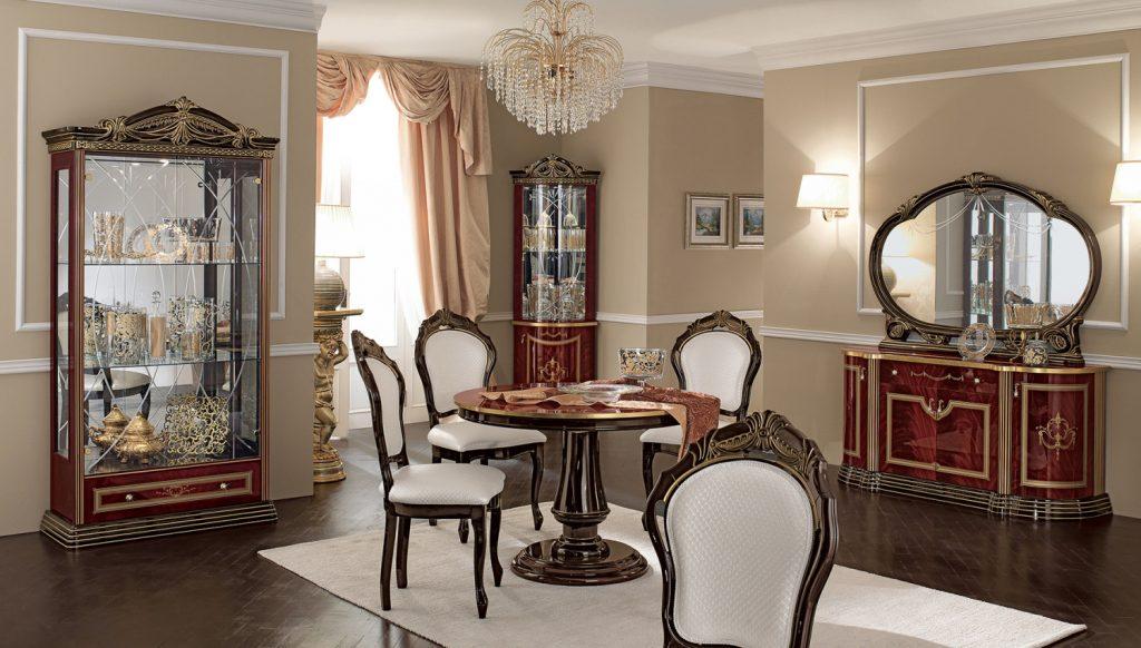 غرفة-سفرة-كلاسيكية