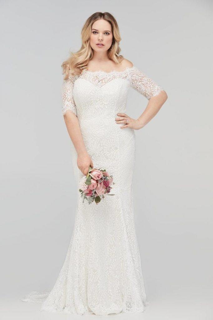 فساتين-زفاف-العروس-الممتلئة