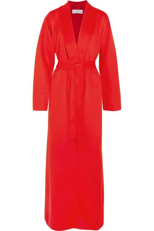 فستان-بقصة-المعطف-من-Givenchy