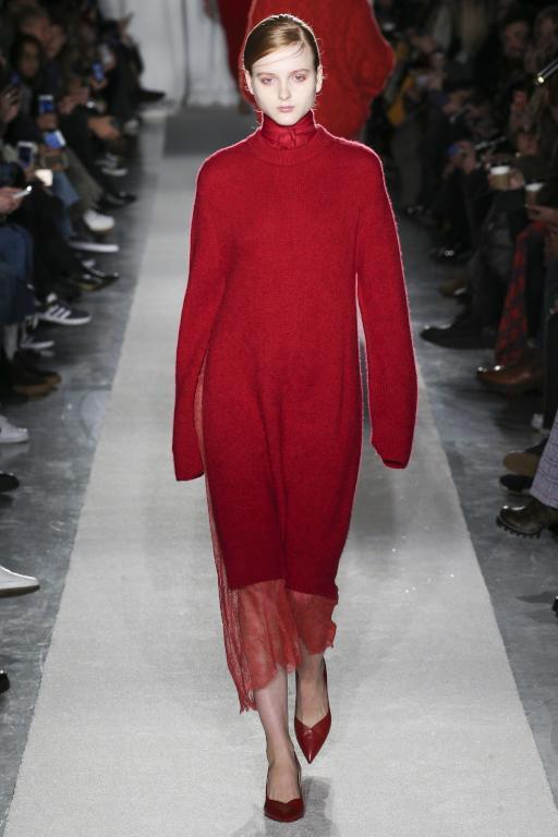 فستان-صوف-من-Ryan-Roche