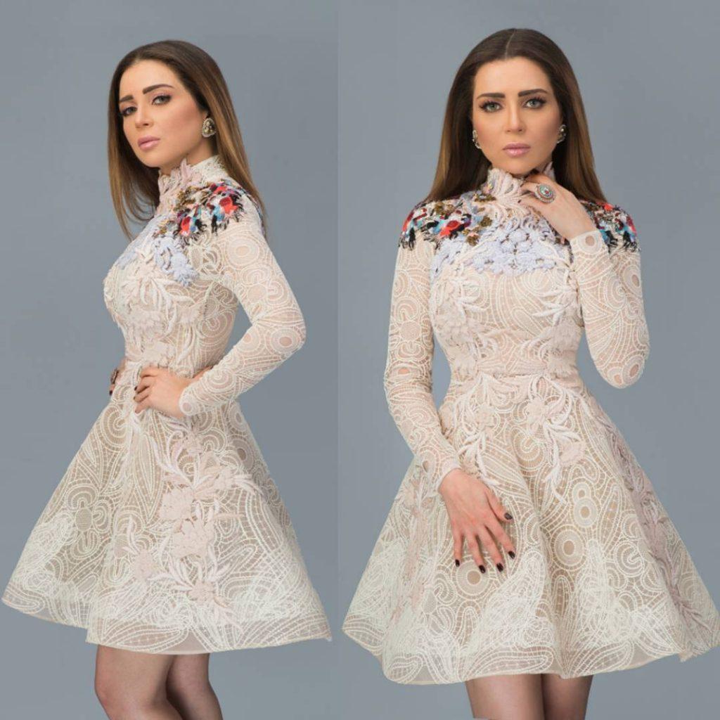 فستان-مي-من-حسين-بظاظا