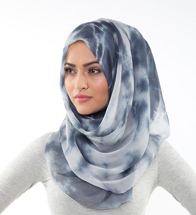 لفة-حجاب-مرخية