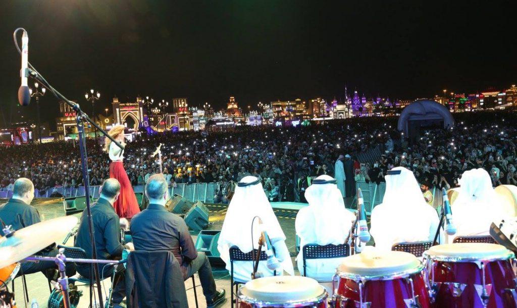 مريام-مع-الجمهور