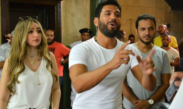 مشهد من فيلم عقدة الخواجة