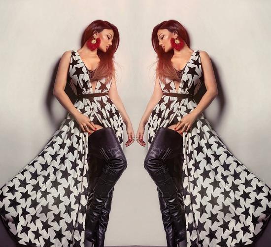 المغنية-هيفاء