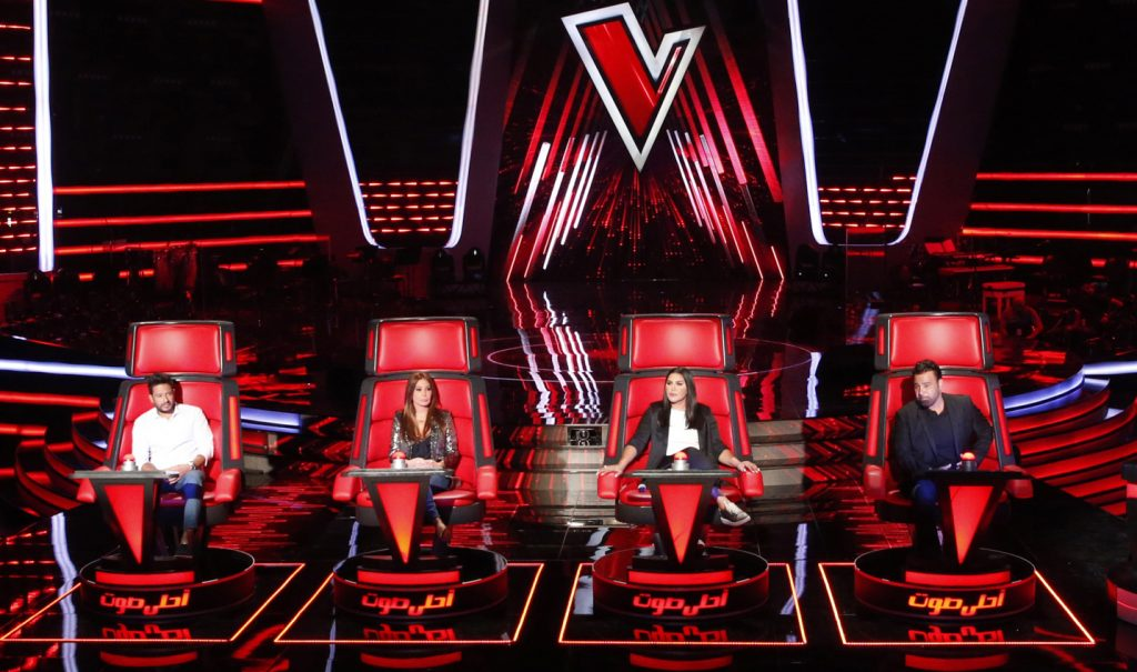 (1) MBC1 & MBC MASR The Voice S4 - COACHES