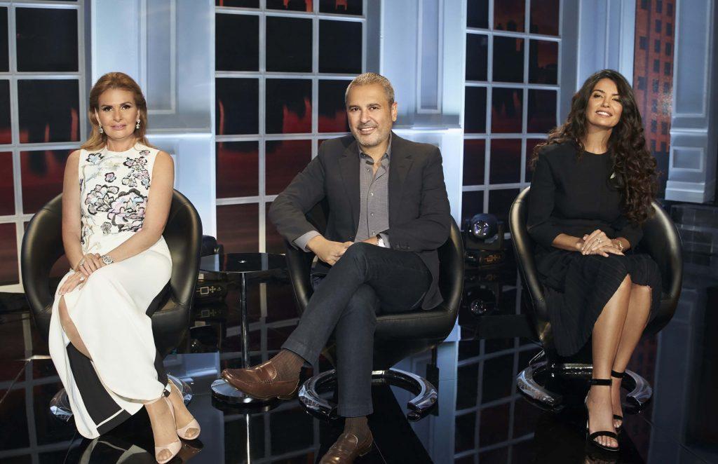 (2) MBC4 & MBC MASR PRME S2- EP7- Yusra, Elie Saab and Afef Jnifen