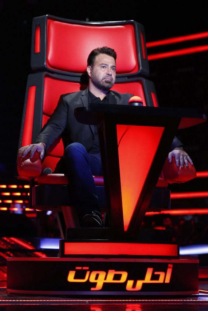 (3) MBC1 & MBC MASR The Voice S4 - Assi El hellani