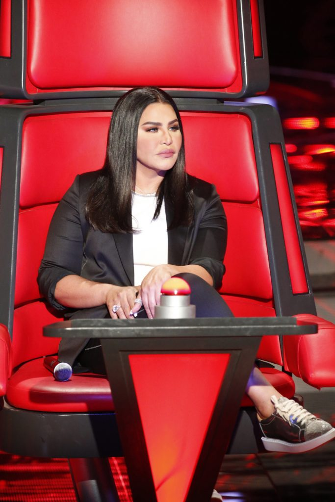 (4) MBC1 & MBC MASR The Voice S4 - Ahlam