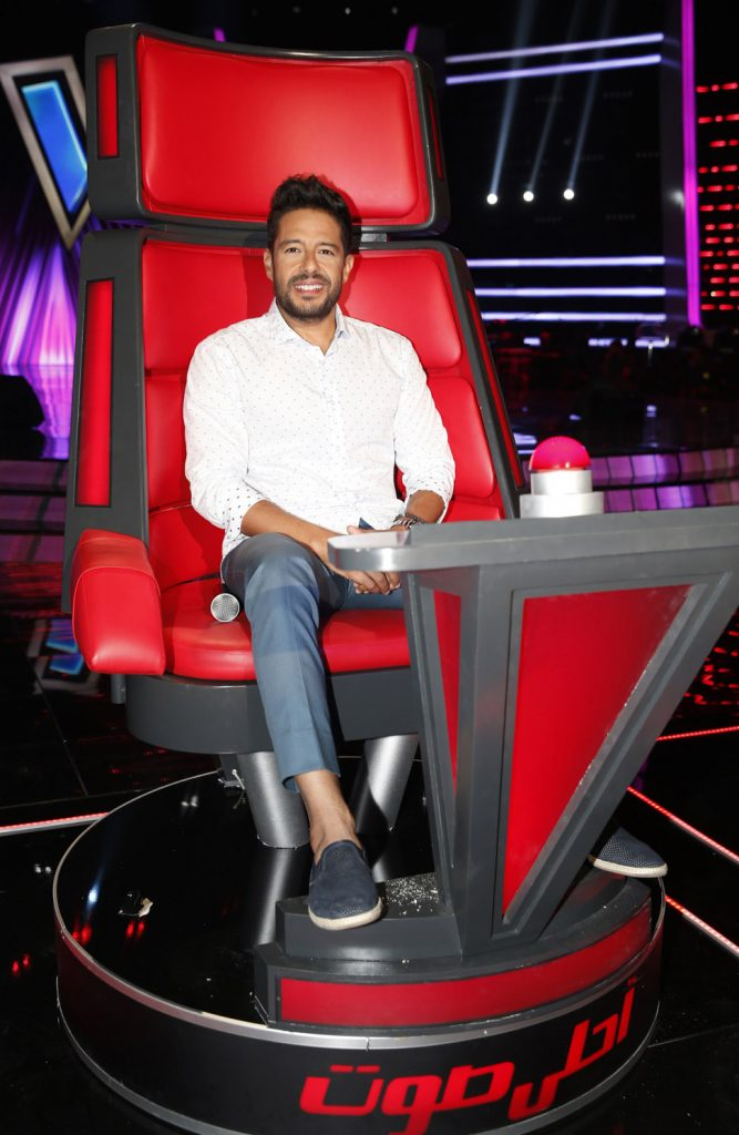 (6) MBC1 & MBC MASR The Voice S4 - Muhammed Hamaqi