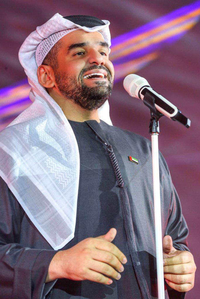 المغني-حسين-الجسمي