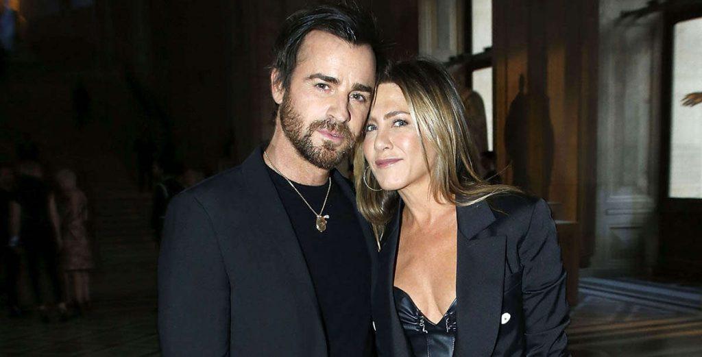 جينفر-انستون-وزوجها
