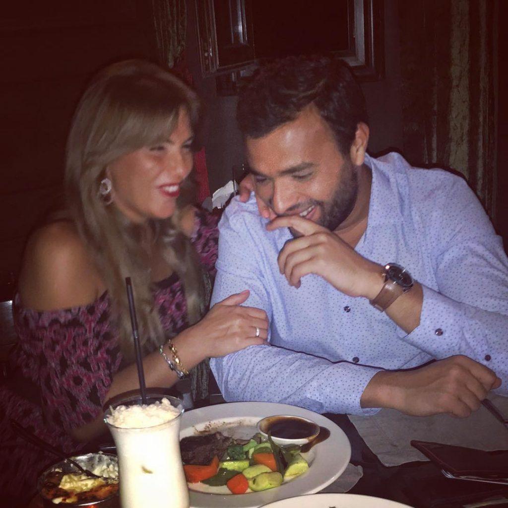 رامي-وزوجته