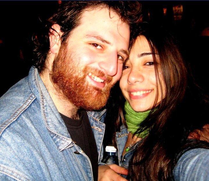 سرينا-وزوجها-الممثل-اللبناني