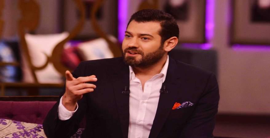 الفنان عمرو يوسف في مسلسل الطايع
