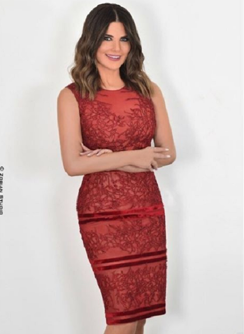 فستان-أحمر-قصير