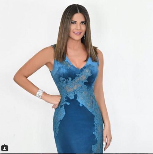 فستان-أزرق