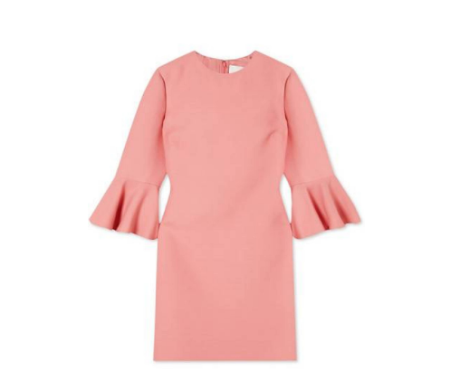 فستان-اليسا-الزهري