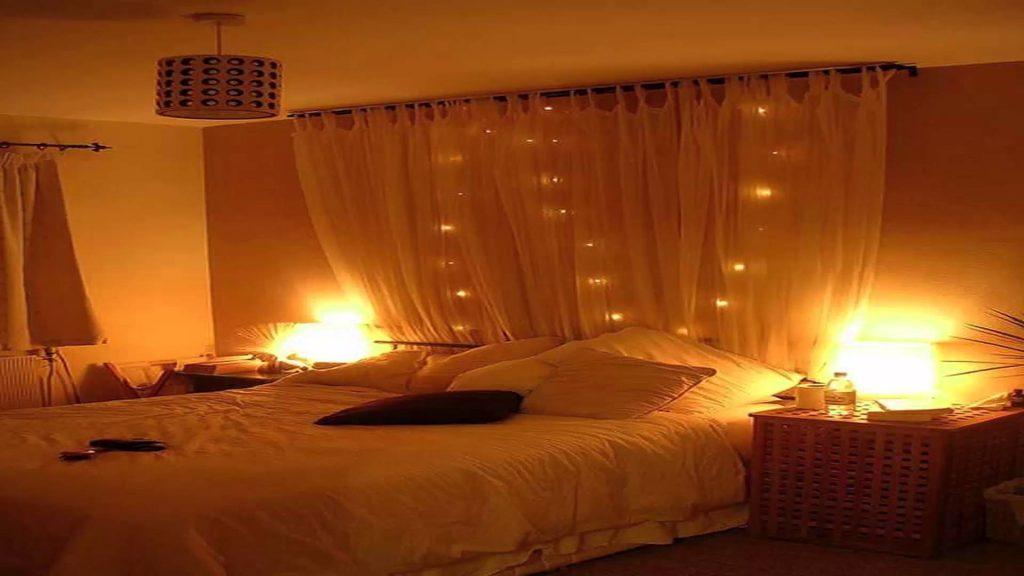 افكار رومانسية لتزيين غرف نوم في ذكرى الزواج