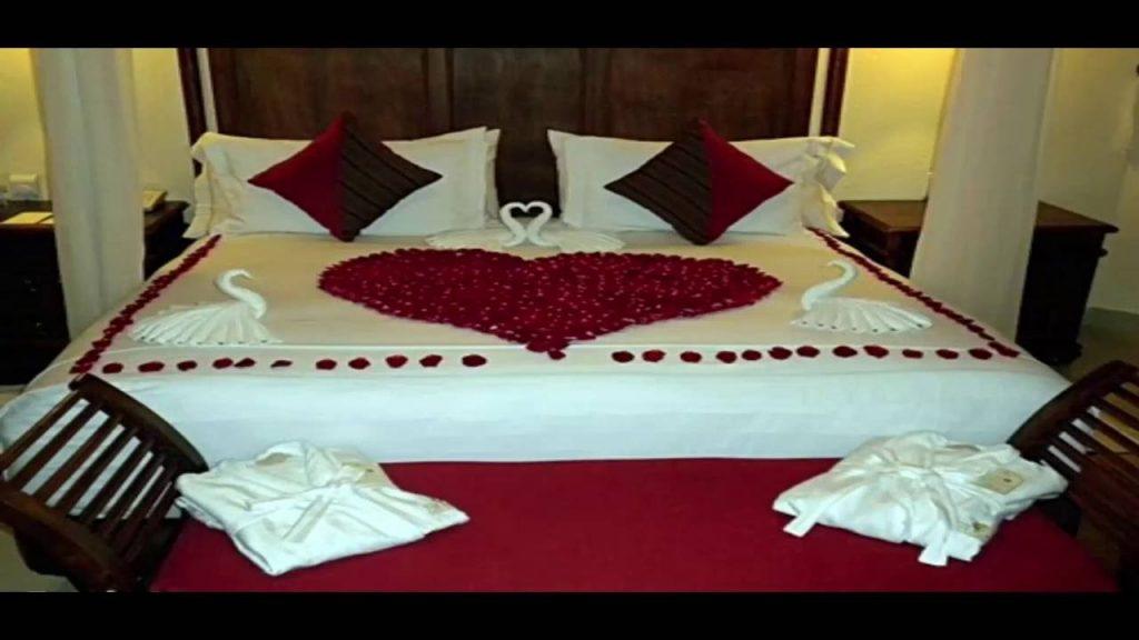 افكار رومانسية لتزيين غرف نوم في ذكرى الزواج1