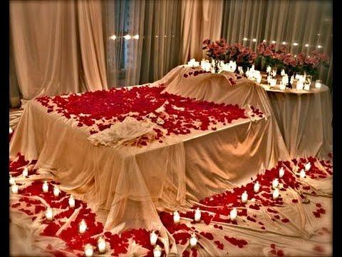 افكار رومانسية لتزيين غرف نوم في ذكرى الزواج10