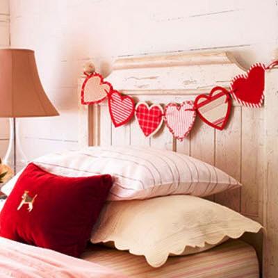 افكار رومانسية لتزيين غرف نوم في ذكرى الزواج2
