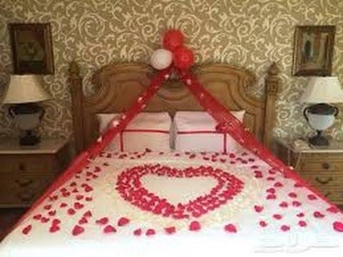 افكار رومانسية لتزيين غرف نوم في ذكرى الزواج6