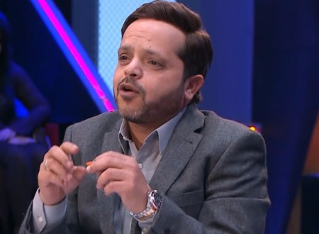 محمد هنيدي في مسلسل اخلاق للبيع