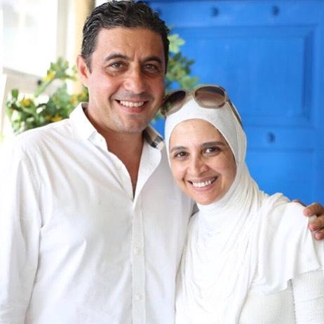 حنان-وزوجها-الحالي