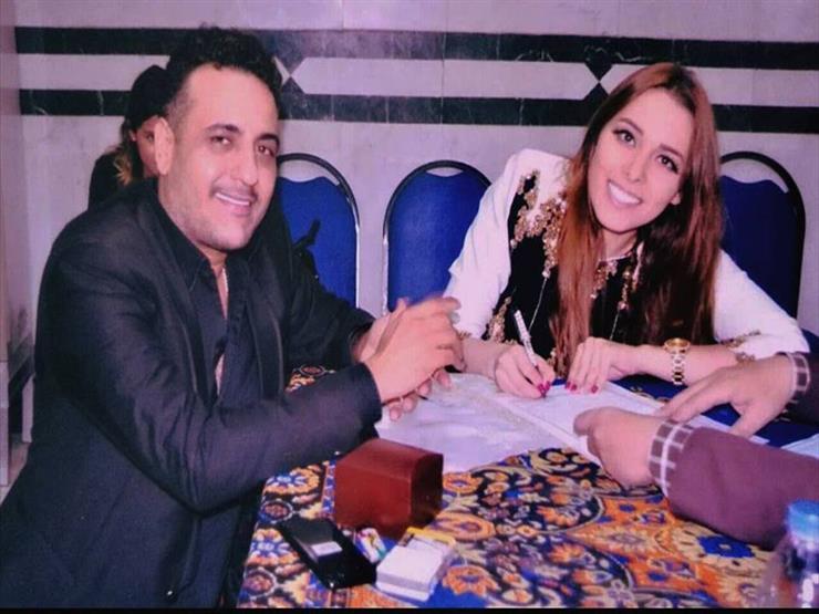 زفاف الملحن محمد رحيم غدا على مدربة أسود2