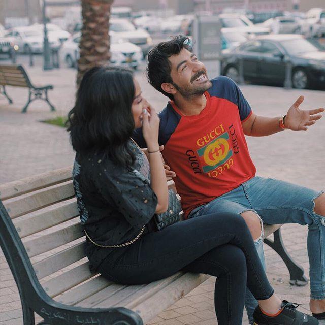 الكويتية فرح الهادي
