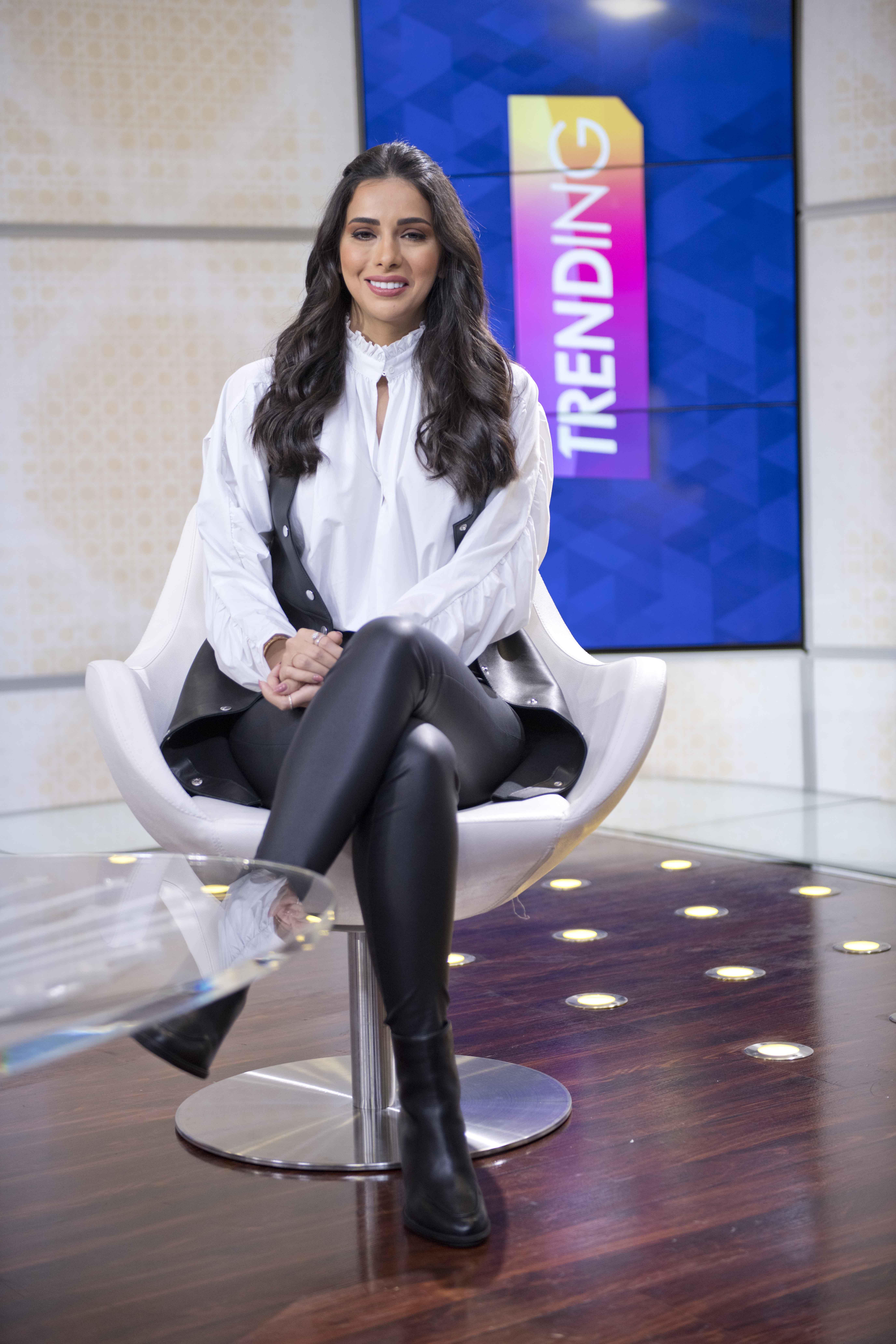 MBC4 Trending - Rania Mazbouh