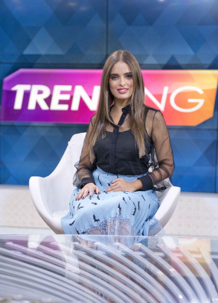 MBC4 Trending - Walaa Al Fayek