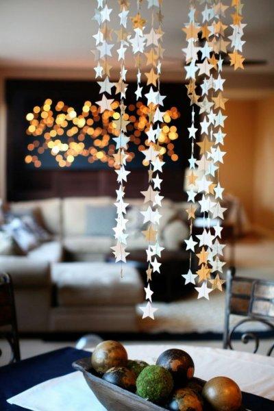 تعليق-النجوم-بديكورات-المنزل