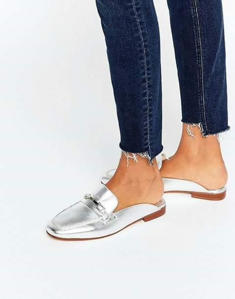 حذاء-ميتاليك