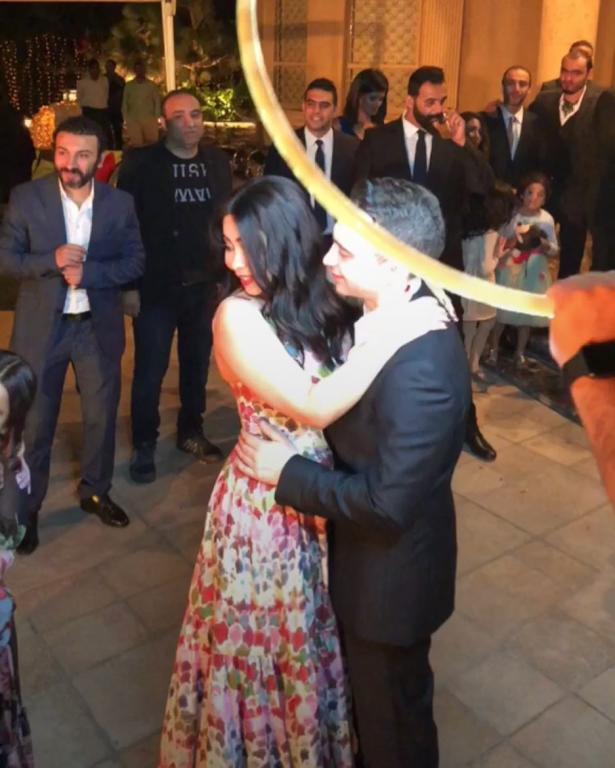 حفل-زفاف-النجمين