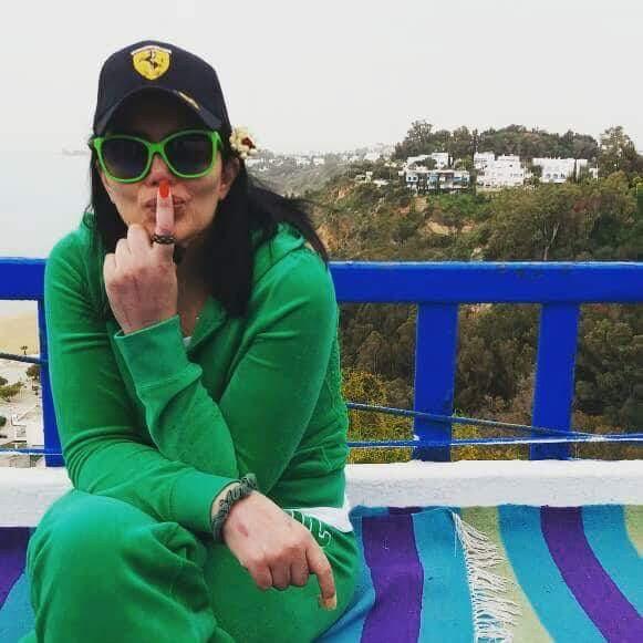 حورية-باطلالة-خضراء