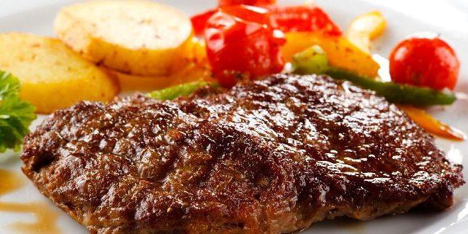 ستيك اللحم