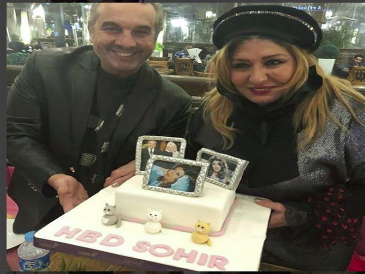 سهير-تحتفل-بعيد-ميلادها
