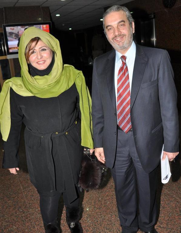 سهير-وزوجها