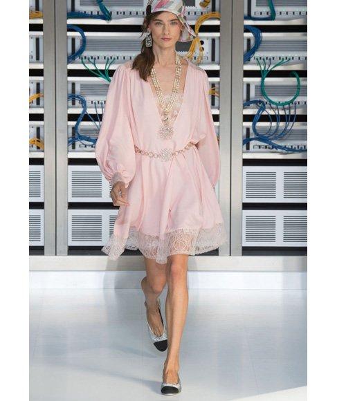 فستان-من-شانيل