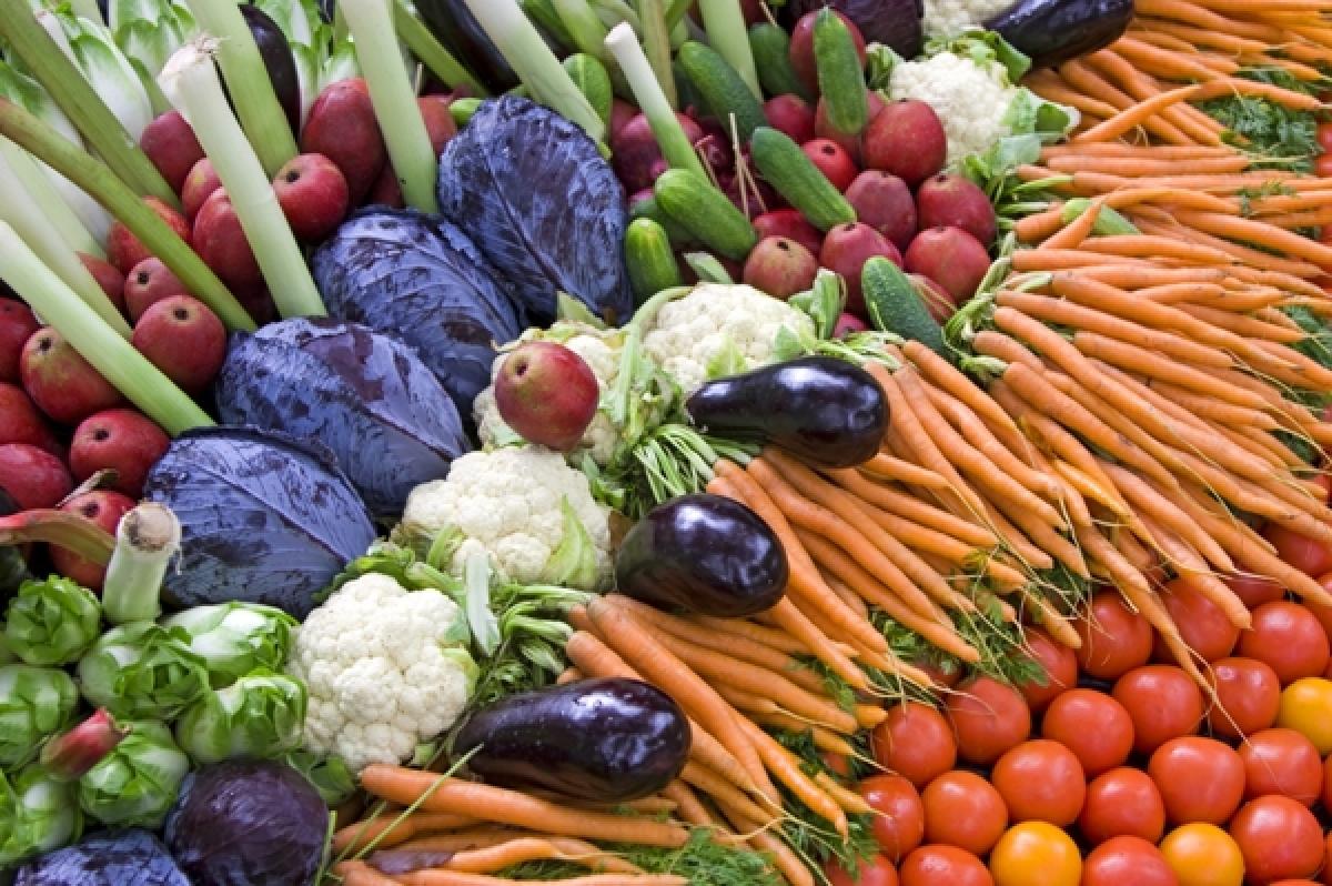 الخضروات وفوائدها في علاج تصلب الشرايين