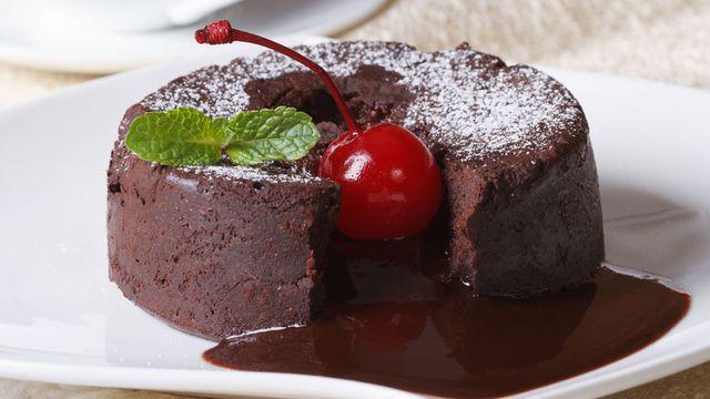 فوندان الشوكولاتة
