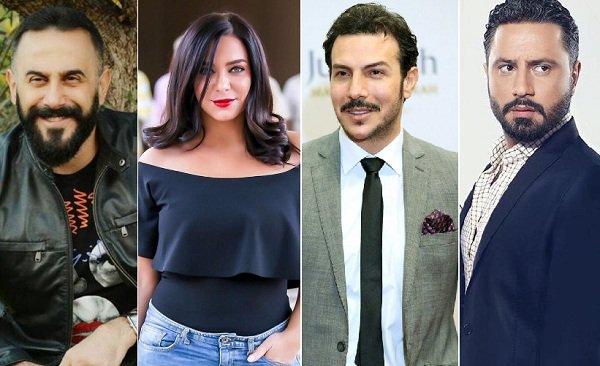 نجوم المسلسلات السورية في دراما رمضان 2018